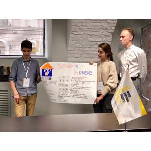 Школьники Петербурга разработали проект для компании RBI