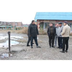 ОНФ в Туве просит отремонтировать неисправные водоколонки Кызыле