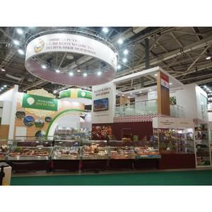 В Москве открылась агропромышленная выставка «Золотая осень – 2019»