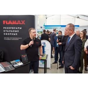 «Чистая вода. Казань. 2019». Flamax - сработали эффективно!