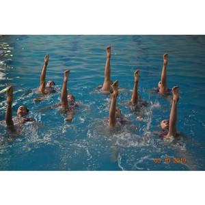 Нижегородские синхронистки - призёры турнира по синхронному плаванию