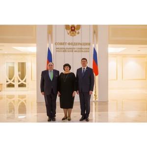 У России и Эквадора хорошие перспективы для развития дружественных связей