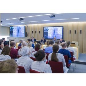 Известные московские специалисты провели в МКДЦ показательную операцию