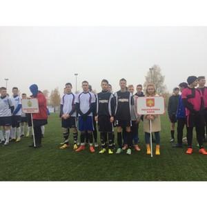 В Выборге прошел межрегиональный этап футбольной акции «Молодежки ОНФ»