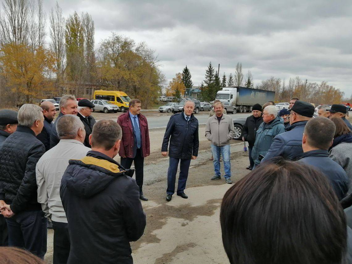 Завершение ремонта дороги «Саратов-Тепловка-Базарный Карабулак-Балтай»