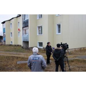 ОНФ в Коми помог завершить затянувшийся капремонт дома в Сыктывкаре