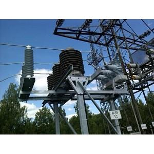 Калугаэнерго выполнило реконструкцию подстанции 110 кВ «Середейск»