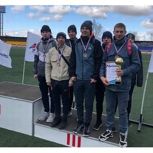 Амурские футболисты завоевали бронзу в 3 этапе «Уличного красавы»