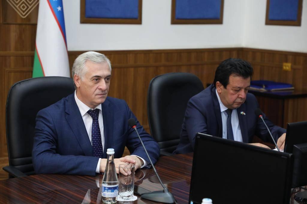 УРГЭУ и вузы республики Узбекистан: перспективы сотрудничества