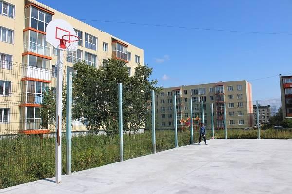 Активисты ОНФ добиваются переделки спортивной площадки в Елизово