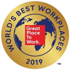 DHL - один из лучших работодателей по версии Great Place to Work®