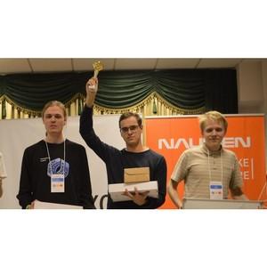 Студенты УрФУ выиграли соревнования по программированию