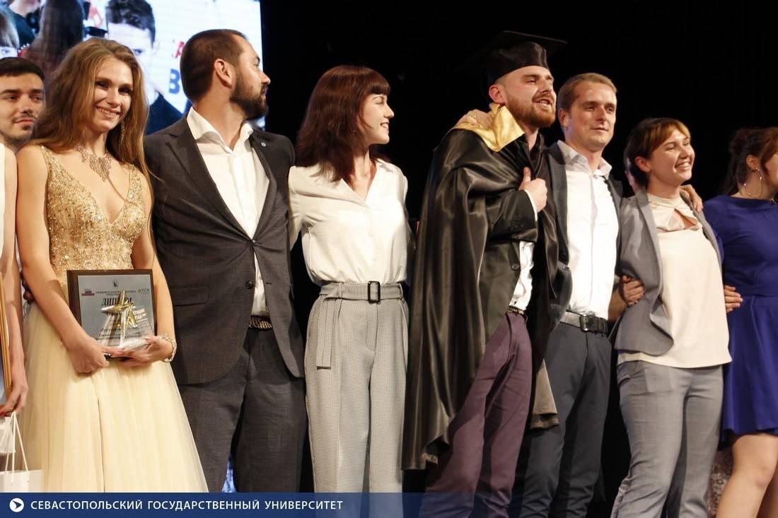 Студентом года в Севастополе признан второкурсник магистратуры СевГУ