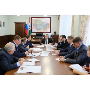 Новосибирская область поддержит обувное производство в Линёво