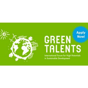 10 лет программе Green Talents Competition