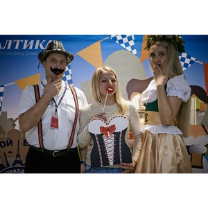 «Балтика-Новосибирск» приглашает на October Beer Festival