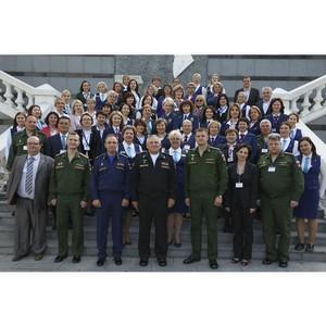 «Просвещение» представило учебные пособия для кадетов во Владивостоке