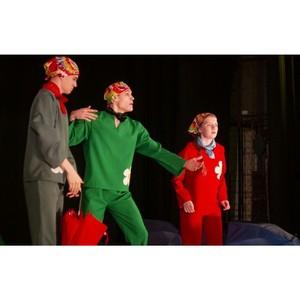 В соцучреждениях Кировской области покажут спектакли