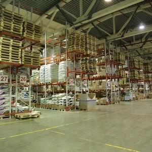 TopLog WMS внедрена на складе продуктов питания площадью 26 000 кв.м