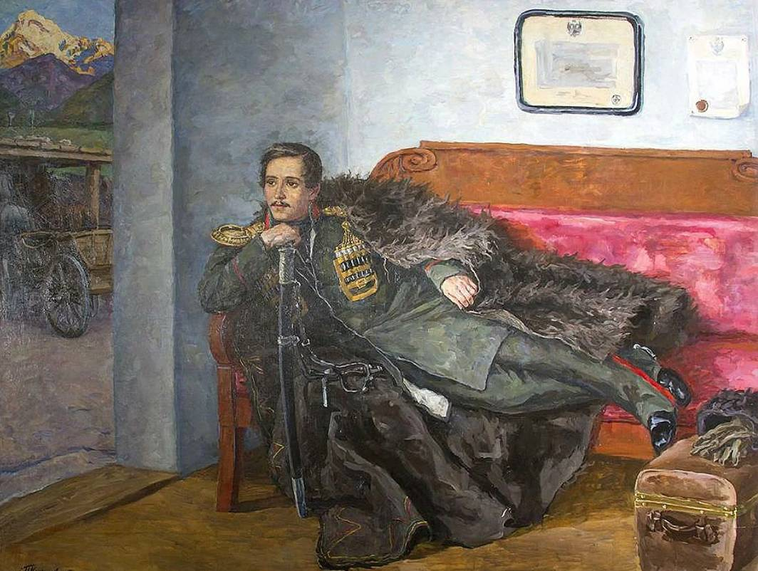 Секреты и открытия художественного мира Лермонтова