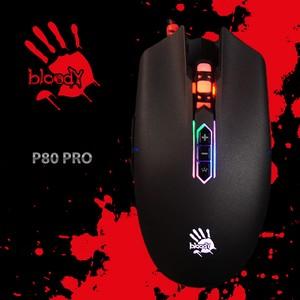 Игровая мышь Bloody P80 Pro: профессионал в своём деле