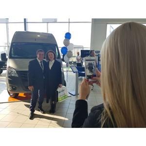 «Балтийский лизинг» выступил генеральным партнером 25-летия «ГАЗели»