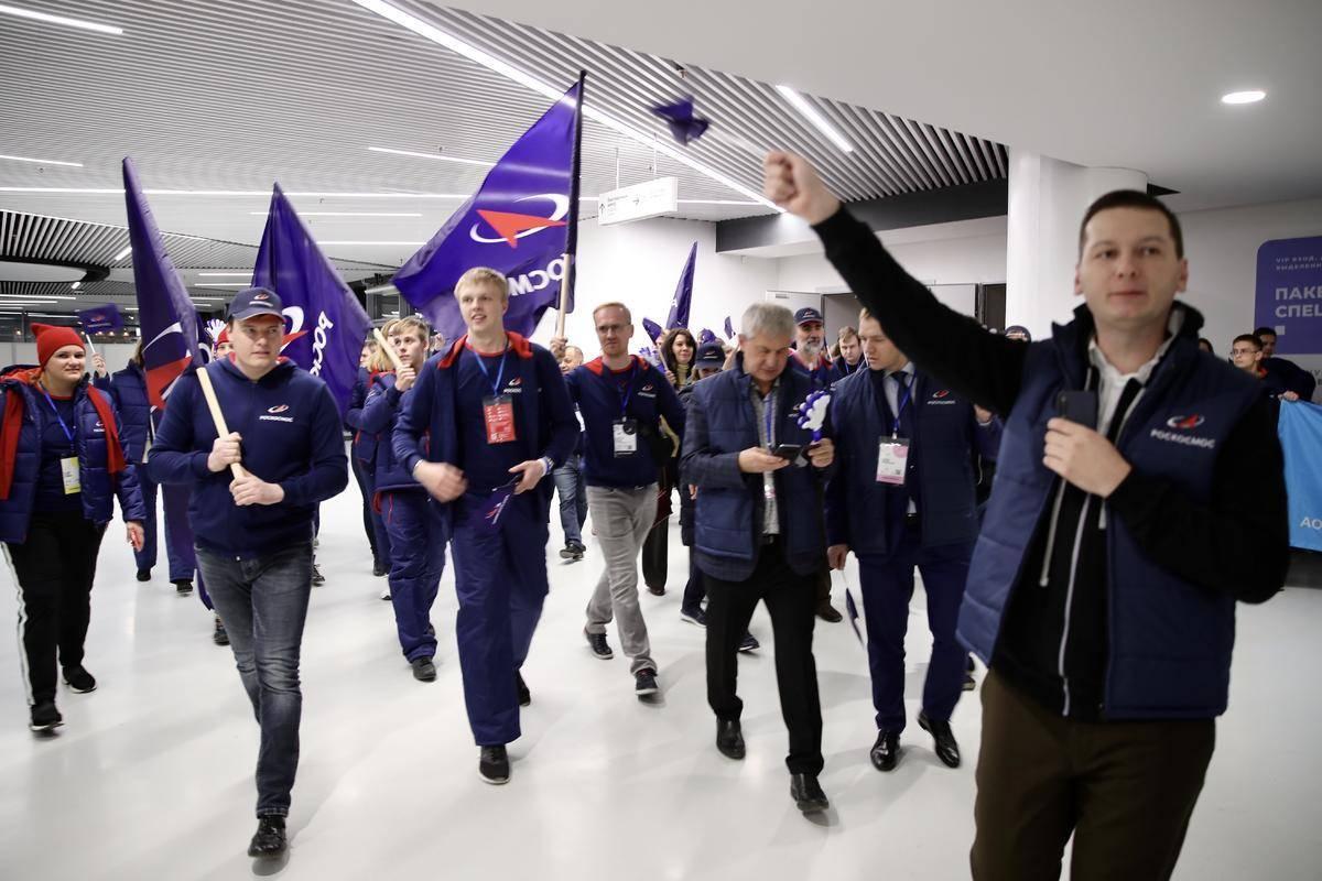 В Екатеринбурге стартовал WorldSkills Hi-Tech-2019