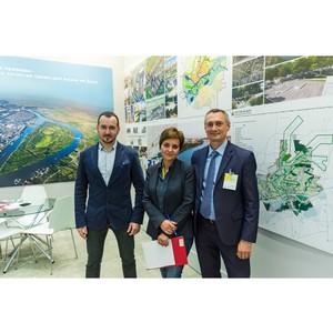 Ростовская область отмечена дипломом Союза архитекторов России