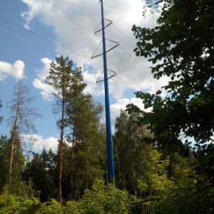 Россети Центр Липецкэнерго завершил реконструкцию ВЛ 110 кВ «Двуречки»