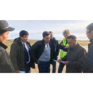 Дорожные работы в Якутии идут по графику