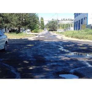 После вмешательства ОНФ в Волгограде устранена коммунальная авария