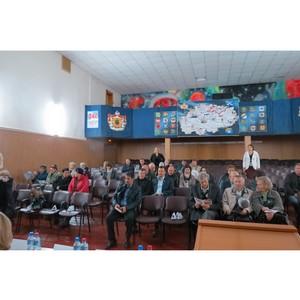Выездное заседание Управляющего совета моногорода Елатьма