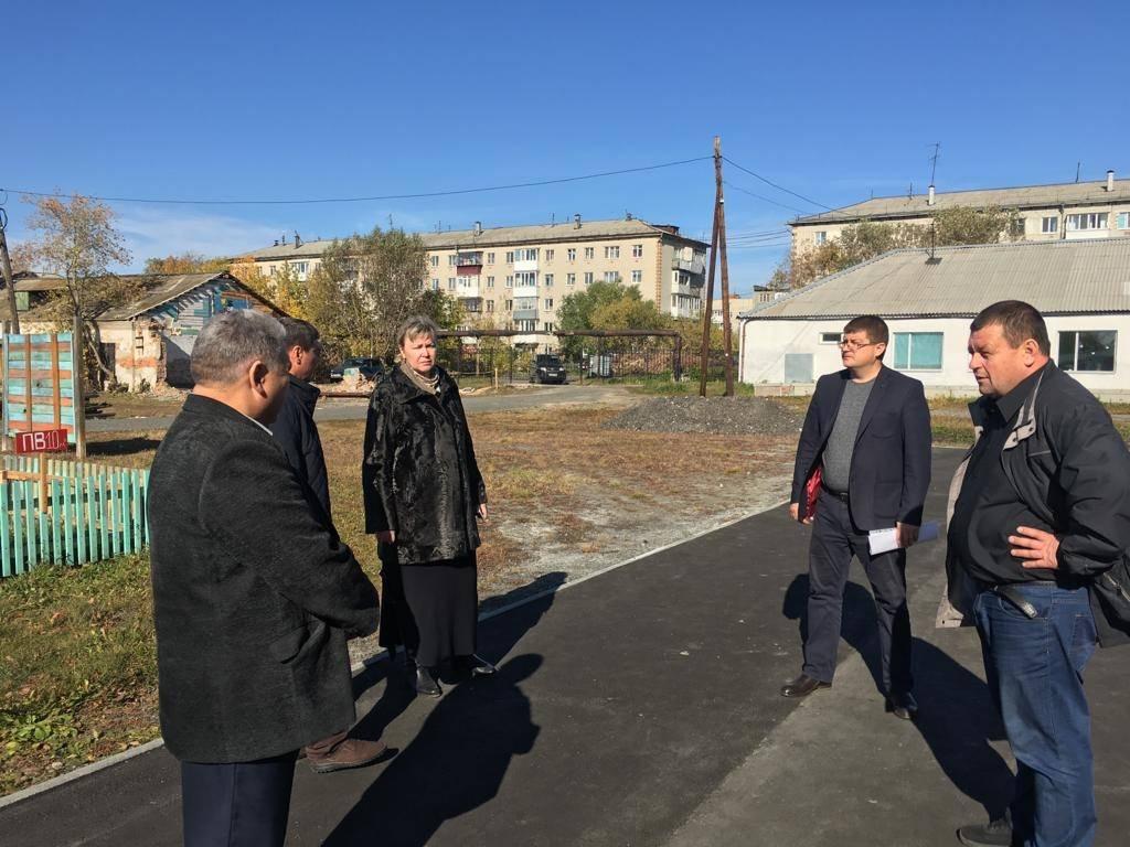 В Петуховском районе срываются сроки исполнения поручений Губернатора