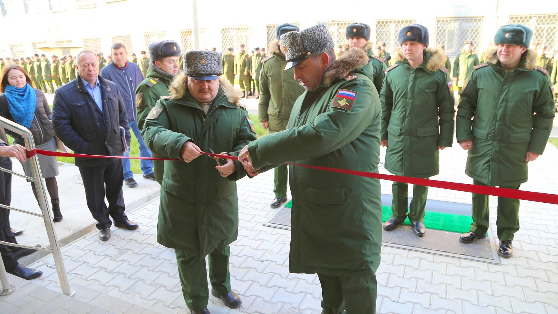 Новые условия службы для военных Дальнего Востока