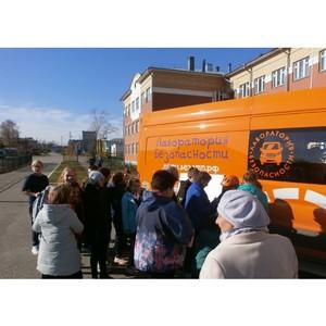 В Мордовии «Лаборатория безопасности» стала чаще выезжать в школы