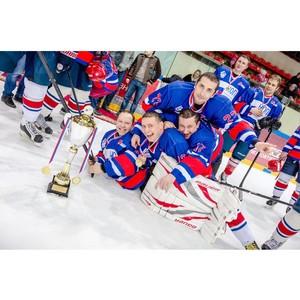 Хоккейный турнир «Ледовое первенство» на Кубок Ростехнадзора