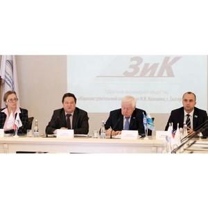 Реализацию национального проекта обсудили на площадке Свердловского РО