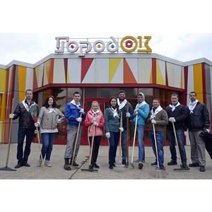Совет молодежи Тамбовэнерго принял участие в субботнике Зелёная Россия