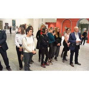Выставка художников XXI века продолжается в Тюмени