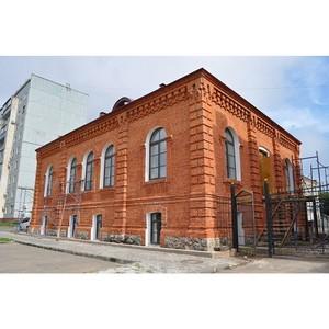 В Благовещенске отремонтирован памятник архитектуры
