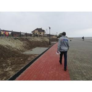 Волгоградские эксперты ОНФ просят ускорить благоустройство в парках