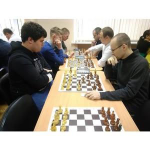 Команда Управления Росреестра сразилась в шахматном турнире