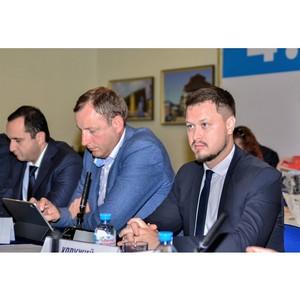 «Балтийский лизинг» стал партнером сессии форума крупнейших фирм ЮФО