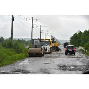 Строительство мостов для автодороги Комсомольск-на-Амуре–Чегдомын