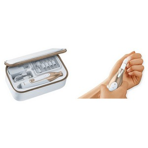 Новый портативный прибор для маникюра и педикюра Beurer MP64