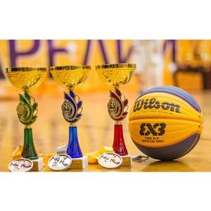 В Петрозаводске прошел детский турнир по баскетболу «Карелия street»