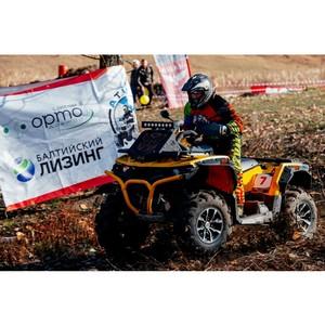«Балтийский лизинг» стал партнером экстремальной гонки КМС Trophy-6