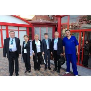 Стартовала бизнес-миссия в Узбекистан с Уральской ТПП