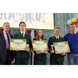 Студенты из Кировской области заняли I место в «Лесном многоборье»