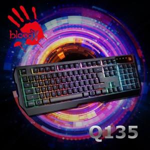 Игровая клавиатура Bloody Q135 Illuminate: точность и удобство